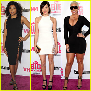 Taraji P. Henson, Amber Rose & More Are VH1's Big in 2015 Stars!