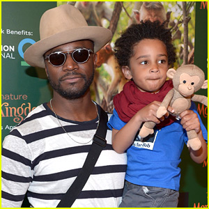 Taye Diggs Clarifies Comments About Having a Biracial Son