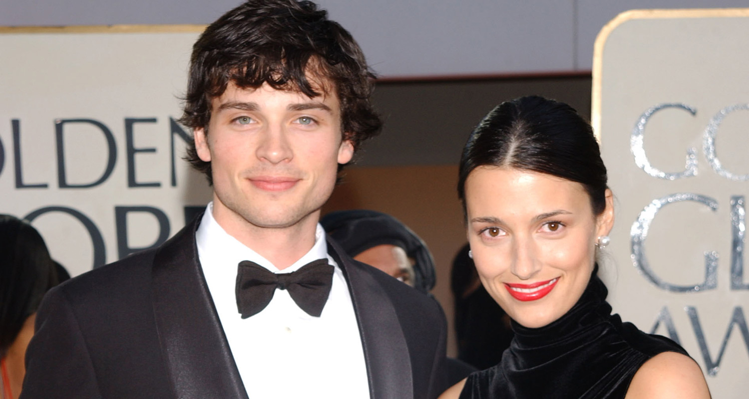 Tom Welling Wife 2015
