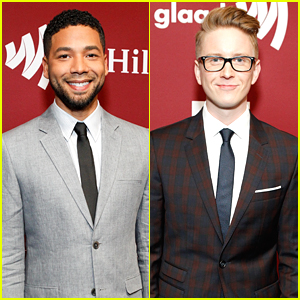 Empire's Jussie Smollett Performs At GLAAD Gala San Francisco
