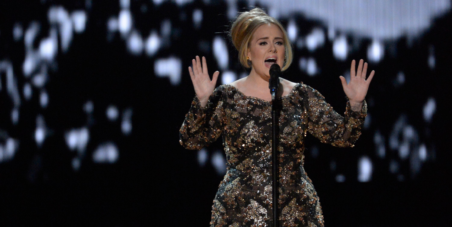 Adele Performs 'All I Ask' Live In New York City (Video