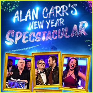 Alan Carr's New Year Specstacular 2016 - Full Performers & Celebrity List!