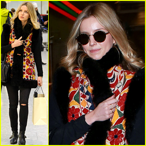Annabelle Wallis is Suffering From a Bad Case of Jetlag