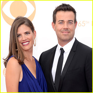 Carson Daly Shares Lots of Wedding Photos on 'Today Show'