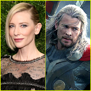 Cate Blanchett In Talks to Join 'Thor: Ragnarok'