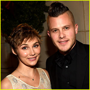 Nashville's Clare Bowen: Engaged to Brandon Robert Young!