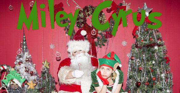 Miley Cyrus: 'My Sad Christmas Song' Audio & Lyrics – Listen Now! | Christmas, First Listen ...