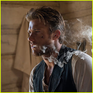 Scott Eastwood Cowboys Up in 'Diablo'- Watch the Trailer Now!