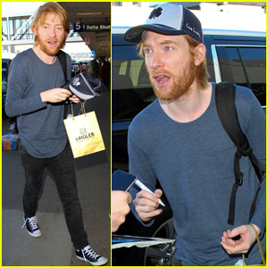 Domhnall Gleeson Photos, News and Videos | Just Jared | Page 8