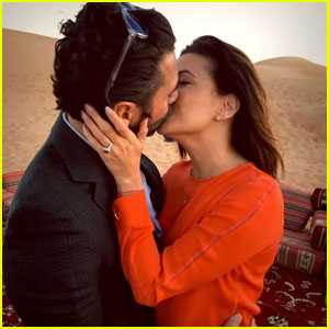 Eva Longoria & Jose Antonio Baston Are Engaged!