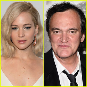 Jennifer Lawrence Met with Quentin Tarantino for 'Hateful Eight'