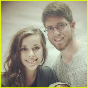 Jessa Duggar Shares Adorable Christmas Pics of Baby Spurgeon