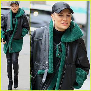 Jessie J Can't Wait to Perform in Times Square for NYE!