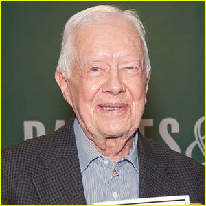 Former President Jimmy Carter Announces He's Cancer-Free
