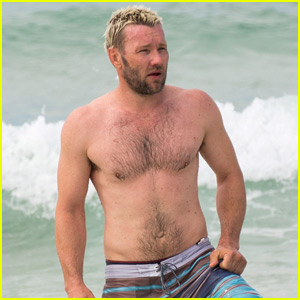 Joel edgerton girlfriend 2018