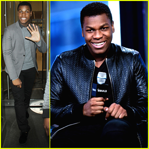 John Boyega Plans To Just Be 'A Fan' On Star Wars Opening Day