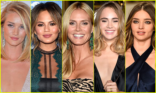 Just Jared's Top 10 Most Popular Models 2015 (Year End Recap)