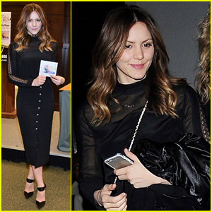 Katharine McPhee Performs 'You Make Me Feel So Young' At Sinatra 100 Grammy Concert - Watch Here!
