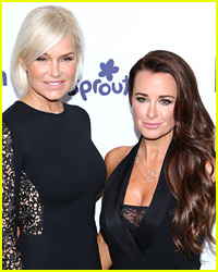 Kyle Richards Comments on Yolanda Foster's Divorce