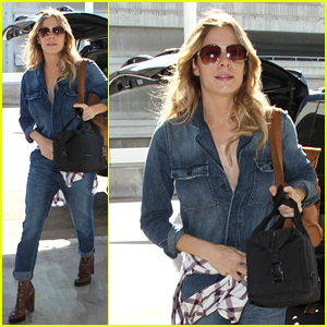 LeAnn Rimes Jets Out of Town Ahead of Vegas Performance
