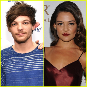 Is Louis Tomlinson Dating The Originals' Danielle Campbell?