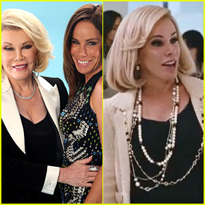 Melissa Rivers Plays Mom Joan Rivers in 'Joy' - First Look Clip!