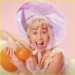 Miley Cyrus Goes Goo-Goo in New Video for 'BB Talk'
