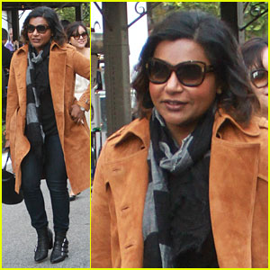 Mindy Kaling Creates a Brand New 'Star Wars' Character