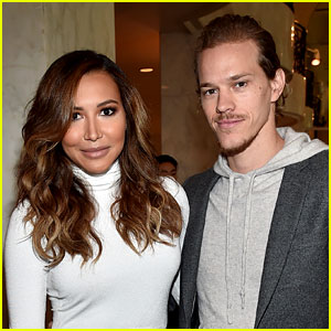 Naya Rivera Posts Photo of Her Son Josey with Santa!