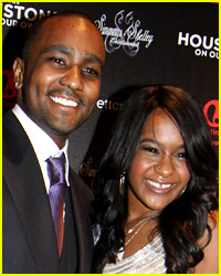 Nick Gordon Photoshops Bobbi Kristina Into His Christmas Card