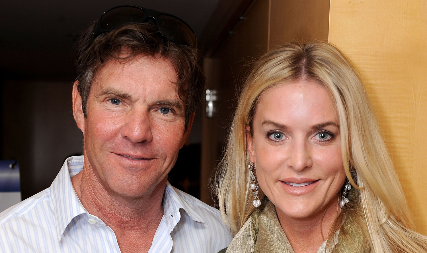 Dennis Quaid Spends Christmas In Hawaii With His Three