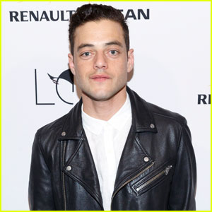 Rami Malek Reacts to Golden Globes 2016 Nod for 'Mr. Robot'