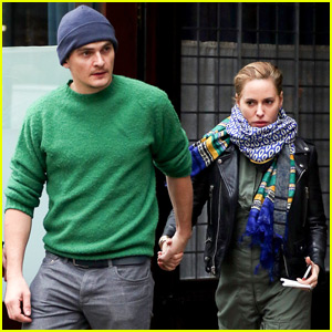 Rupert Friend Steps Out After Shocking 'Homeland' Episode