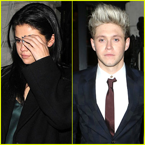 Selena Gomez & Niall Horan Leave the Same Party After Denying Romance Rumors