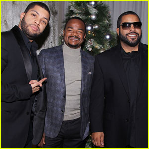 'Straight Outta Compton' Director F. Gary Gray Reacts to SAG Award Nomination