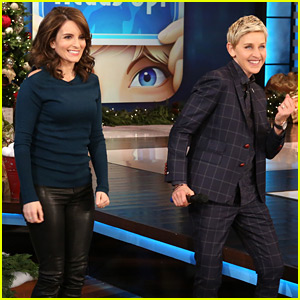 Tina Fey's Daughter Could Be Getting Coal From Santa on Christmas!