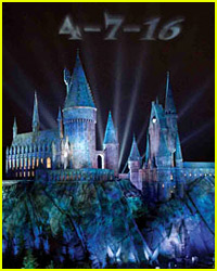 Wizarding World of Harry Potter Coming to Hollywood in 2016!