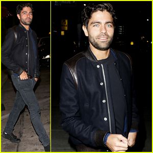 Adrian Grenier Gets Back to Work in 2016