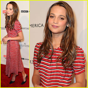 Alicia Vikander Joins Short List of Double BAFTA Nominated Actresses