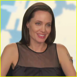 Angelina Jolie Is Thrilled Her Children Joined Her in 'Kung Fu Panda 3 ...