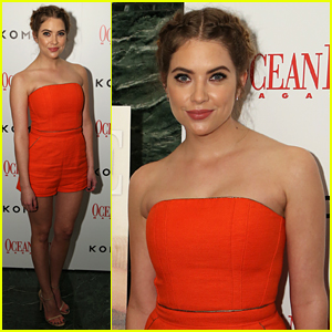 Ashley Benson Parties in Miami At 'Ocean Drive' Mag Celebration