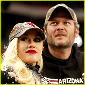 Gwen Stefani Says God is Responsible for Her & Blake Shelton's Relationship