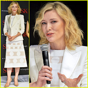 Cate Blanchett Had Fears About Making 'Carol'