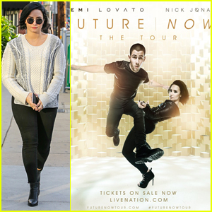 Nick jonas photos news and videos just jared page 80 demi lovato heads back to her car after meeting up with nick jonas for coffee at la conversation cafe in los angeles on wednesday afternoon january 27 m4hsunfo