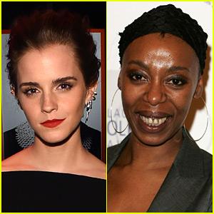 Emma Watson Endorses the Casting of Adult Hermione Noma Dumezweni!