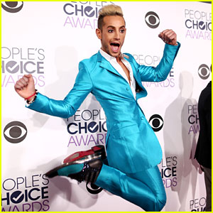 Frankie Grande, Cameron Dallas & Nash Grier Represent Social Media Stars at People's Choice Awards