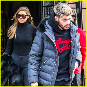 Gigi Hadid Says She Misses Kendall Jenner, Steps Out with Zayn Malik Again