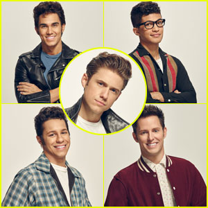 'Grease: Live' Guys Reveal Three Ways To Know if You're a T-Bird (Exclusive Video)