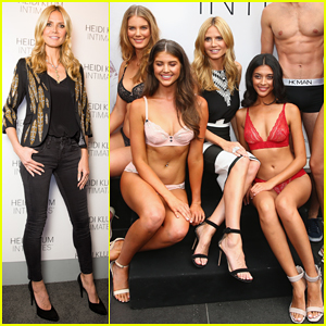 Heidi Klum's Daughter Wants To Take Over Her Empire!