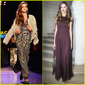 Izabel Goulart's 'Work Doesn't Seem Like Work' At Paris Fashion Week!